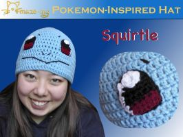 Amaze-ing Squirtle Hat by Amaze-ingHats