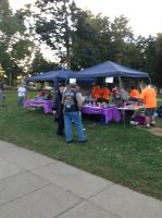 Relay For Life food stand by BowserHusky