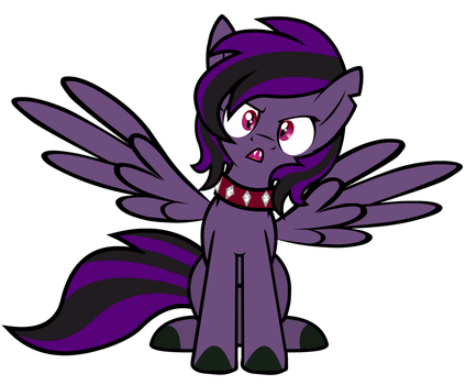 Shadow Vector Commission by Lightning-Bliss