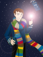 I'm a doctor not a time lord by melisus