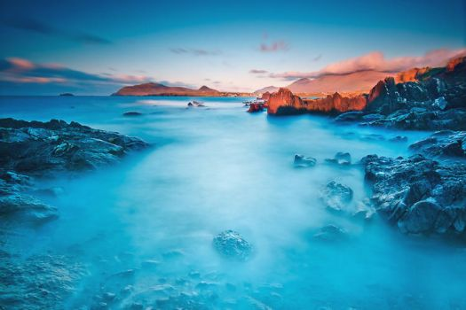 Irish Blue Hour by Ssquared-Photography