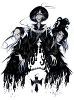 Puppets in Power by CountANDRA