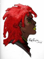 Red Rasta by imaginarium