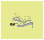 Logo: Vans off the wall by Cmilo