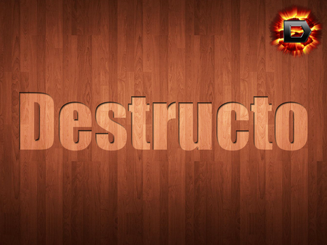 Destructo Wood by D3struct0