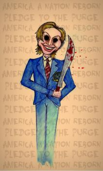 The Purge by 1kornygrrl