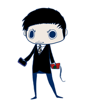 MiniMoriarty by Renikey