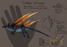 Common messenger by umbbe