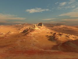 Dry River Beds by environaut