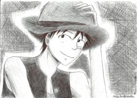 OP: Monkey D.Luffy by kolia29