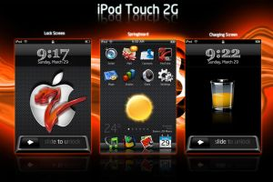 My iPod 2G by X3remes