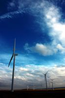 Eoliennes by OlivierLD