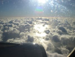 From the Top of the Clouds by What-the-Gaff
