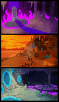 Backgrounds by JollyRotten