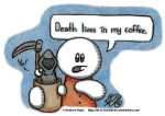 Coffee Of The Damned by AK-Is-Harmless