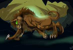 Werewolf by Brevis--art