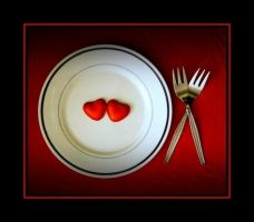 We Have Love at Lunch by peliz