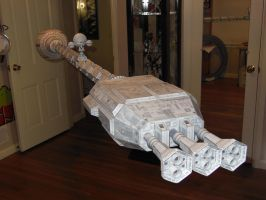 Discovery One Complete Model (4) by devastator006