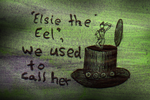 Elsie the Eel by xav93