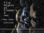 Five Nights of Freddy's 2 by Nascarruler519