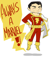 YJ: Always a Marvel by xxjust-a-nobodyxx