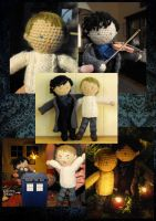 Sherlock and John by Lyvyan
