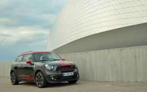 2015 Mini John Cooper Works Paceman by ThexRealxBanks