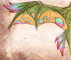 Wing Design by Kharneth