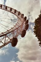 Looking up at the Eye by megodbike