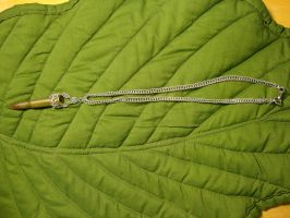 Bullet Necklace by Menouthys