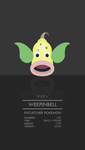 Weepinbell by WEAPONIX