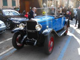 1930 Fiat 514 spider by GladiatorRomanus
