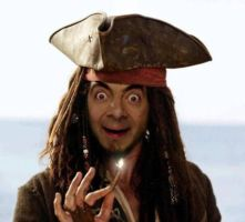 Jack Bean or Mr. Sparrow by evertonmdz