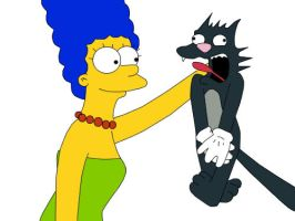 Neutered. by Simpsons-Addict