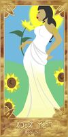 SoC Tarot Card: The Sun by GoingBrinanas