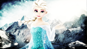 [MMD] Let the storm rage on - Elsa KH Styled DL by kazuki9484