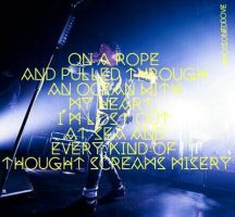 Woo a song lyric edit by ReleaseTheDoves