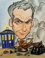The Next Doctor by CaricatureDan