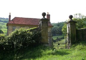 Stock - English Country Home 2 by OghamMoon