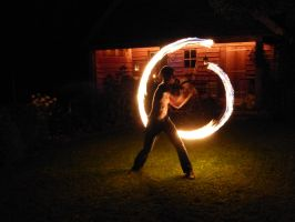 Firespinning by AcE-Krystal