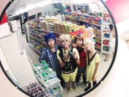 Vocaloid: 7-11 by shien7aries