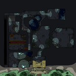 Tomb of the Mad King - DnD Dungeon by Undead-Niklos