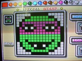 Donatello Stamp In 'Mario Paint' by Peachy-Author