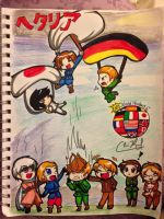.:APH:. Come In Parachutin' by SkyWarriorKirby