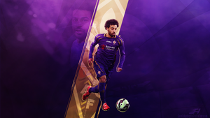 Mohamed Salah Wallpaper by SemihAydogdu