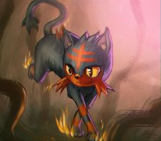 LITTEN IS DA BEST by DaniDL