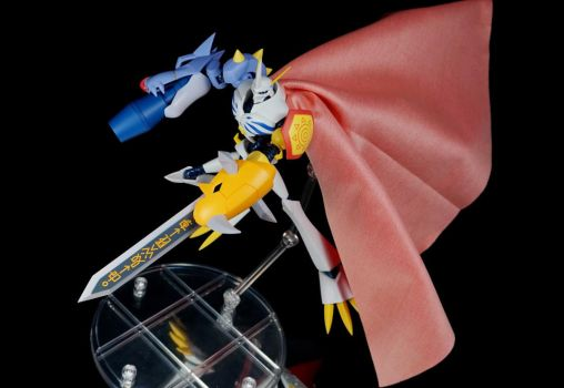 SH Figuarts Omnimon (Our War Game! ver.) 10 by Infinitevirtue