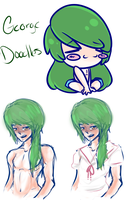 I-H: George Doodles by ladny