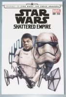 Finn - Shattered Empire SketchCover by Erik-Maell