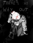 No Way Out - Alan Wake by SaoryEmanoelle